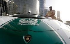 """""""Cảnh sát robot""""sẽ tuần tra Dubai"""