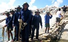 Công binh hải quân: Nhớ thời khổ cực mà oai hùng