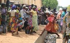 """Cứu 1.000 phụ nữ, trẻ em khỏi """"IS châu Phi"""""""