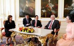 Đẩy mạnh hợp tác Việt - Séc