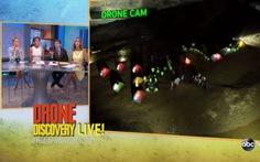 Xem clip đi vào hang Sơn Đoòng do Đài ABC (Mỹ) quay