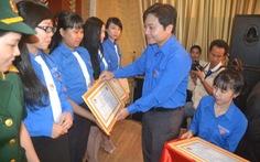220 đại biểu dự Liên hoan thanh niên làm theo lời Bác