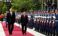 Việt Nam - Azerbaijan ưu tiên hợp tác dầu khí