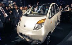 Tata cân nhắcdự án xe rẻ nhất thế giới