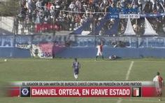 Bóng đá Argentina dậy sóng sau tai nạn chết người