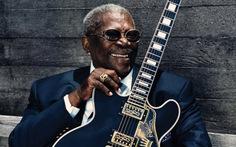"""""""Vua"""" B.B.Kingbăng hà,nhạc blues ra sao?"""
