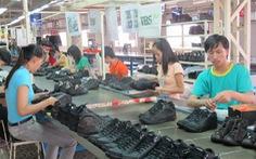 Giày dép Việt vào Mỹ tăng mạnh