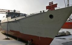 Nga đóng xong hai tàu hộ vệ tên lửa cho Việt Nam