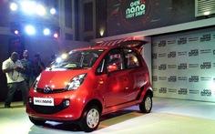 """""""Xe hơi nhà nghèo"""" Tata GenX Nano giá 3.116 USD"""