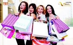 """Đại tiệc mua sắm tại """"Amazing Grand Sale 2015"""""""