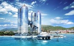 Dự án của Dewan ở cả phía đông và tây đường Trần Phú, Nha Trang