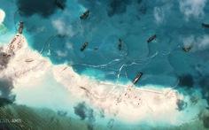 Trung Quốc xây đảo nghiêm trọng hơn vụ giàn khoan 981