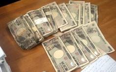 Chị Hồng chờ khoảng 2 tháng để đổi 1,1 triệu yên rách
