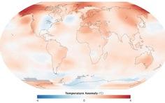 """Không hề có """"khoảng dừng"""" với hiện tượng Trái đất nóng lên"""