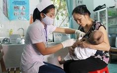 Hà Nội bắt đầu tiêm miễn phí vaccine sởi-rubella