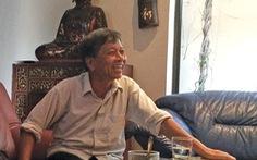 """Nhà văn Nguyễn Huy Thiệp: Tôi viết truyện """"Tướng về hưu"""""""