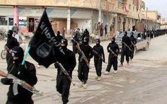 IS đang triển khai vũ khí hóa học