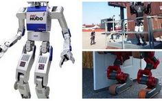 Robot Hàn Quốc thắng giải thưởng 2 triệu USD