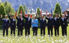 """Hội nghị G-7 bàn nhiều chuyện """"nóng"""" từ Ukraine đến biển Đông"""