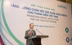 """Hội thảo """"Tăng cường chăm sóc sức khoẻ răng miệng cho thanh niên Việt Nam"""""""