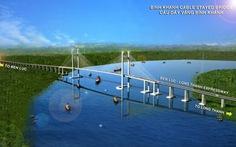 Xây dựng cầu dây văng cao nhất VN