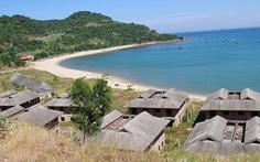 Dự án xí phần băm nát bãi biển