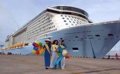 Hơn 6.000 kháchtàu Quantum of the seas tham quanTP.HCM, Vũng Tàu