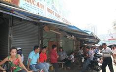Tiểu thương chợ Đầm đóng sạp, khiếu nại UBND tỉnh