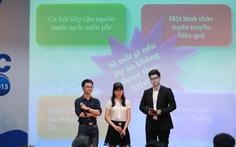 Giải thưởng Mùa hè nước 2015 đã có chủ