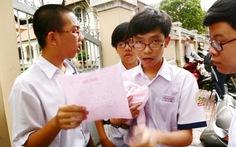 TP.HCM công bố số liệu đăng ký vào lớp 10
