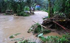 Hai thôn nữ đi cấy mất tích trong lũ quét tại Lào Cai