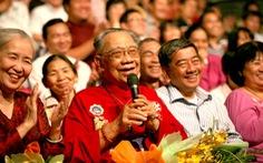 """""""Ngày trở về"""" của GS Trần Văn Khê:tình thương để lại"""