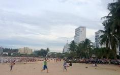 Cấp bãi biển Hòn Chồng Nha Trang cho doanh nghiệp