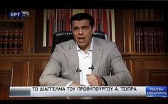 """EU ra đề nghị cuối cùng, Hi Lạpkhông có dấu hiệu """"quỵ gối"""""""