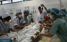 Cứu 2 bệnh nhân vỡ gan và bị đâm thấu ngực