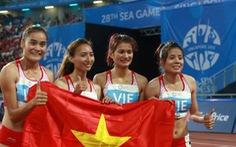 Bộ tứ vàng của điền kinh Việt Nam