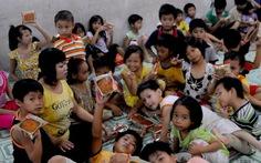 Cần quan tâm nguyện vọng của trẻ ở mái ấm Hạnh Phúc
