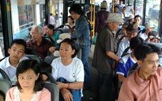 Những điều xe buýt Hà Nội và Sài Gòn cần khắc phục