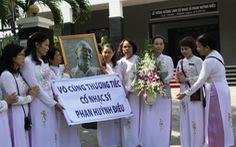Đưa tro cố nhạc sĩ Phan Huỳnh Điểu về Đà Nẵng thủy táng