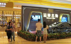 Macau chỉ 600 ngàn dân nhưng đón 30 triệu khách du lịch