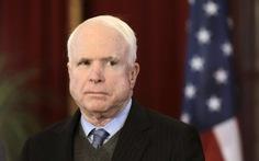 TNS John McCain ra tuyên bố về chuyến thămcủa Tổng Bí thư