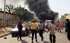 Bé gái 10 tuổi đánh bom tự sát ở Nigeria
