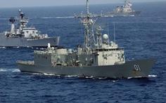 Ấn Độ thêm 200 tàu chiến đối phó Trung Quốc