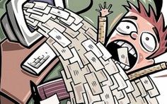 Lượng thư rác giảm, mức độ nguy hiểm tăng
