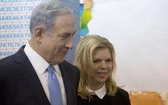 Israel điều tra chi tiêu của thủ tướng