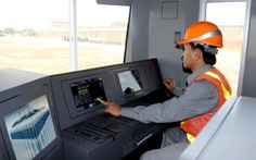 4 bước sát hạch cấp giấy phép lái tàu đường sắt đô thị