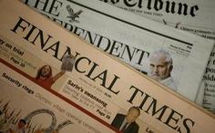 Tập đoàn Nhật Bản mua lại báo Financial Times