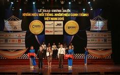 Dạ Hương nhận giải nhãn hiệu nổi tiếng quốc gia năm 2015