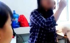 Cô giáo mày - tao đe dọa học viên ở trung tâm tiếng Anh