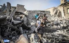 Có 3 trẻ em trong 37 người chết khi máy bay ném bom Syria rơi